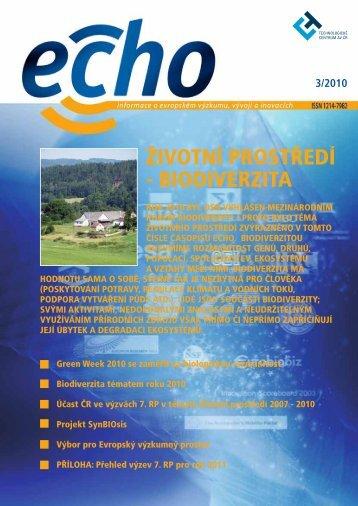 Echo - Technologické centrum AV ČR