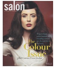 Salon Magazine October 2011 - Eufora