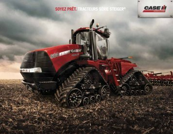 brochure série steiger - Centre Agricole.ca
