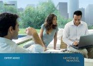 Meetings @ Novotel Brochure - Digi-products