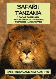 Safari resa till Tanzania med Lake Manyara ... - Dahl Safaris