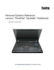 Thinkpad Book - Lenovo | US