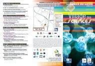 Télécharger la plaquette locale du village - Science Action Haute ...