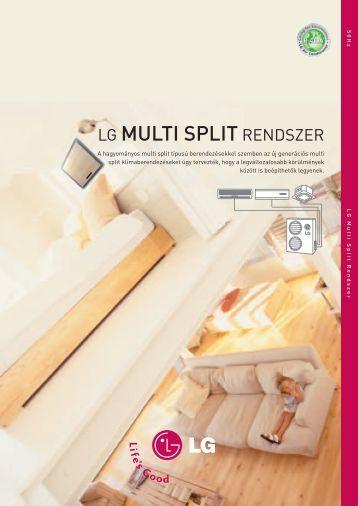 Lg multi split