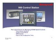 900 Control Station - Merkantile