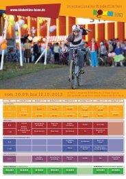 Programm 2013 - KinderKino Bonn eV