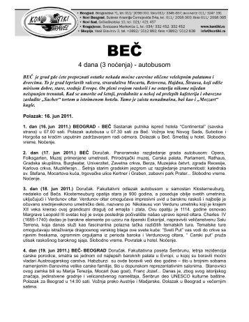 BEC 3 NOCENJA - 1 MAJ - Kontiki