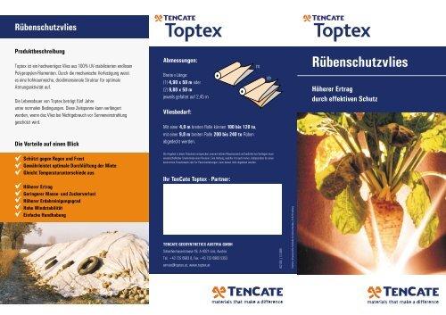 Rüben-Schutzvlies (PDF) - Hortima