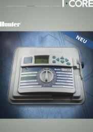 I-Core - Hunter Industries