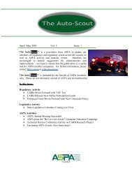 5/23/03 April /May 2003 Vol. 2 Issue: 1 - Automotive Specialty ...