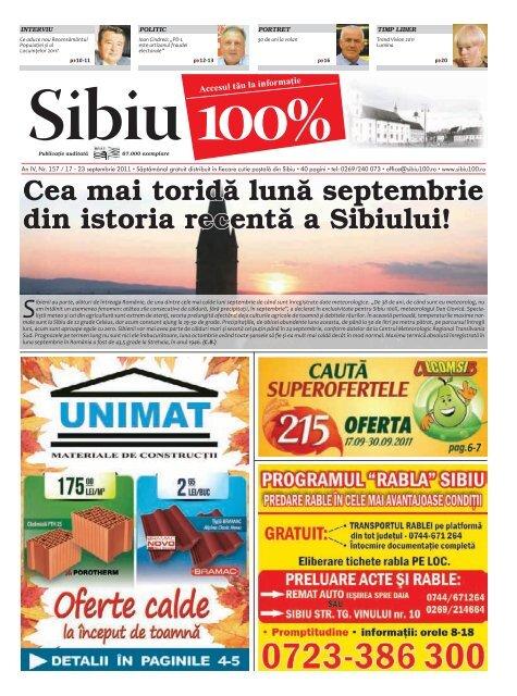 Mature anunturi din Ocna Sibiului - Femei Casatorite Ocna Sibiului