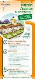 iNTÉGRez L'énergie - Espace Info Energie Pays de la Loire