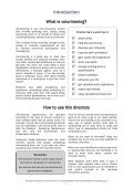 Voluntary and Community Action - Voluntary Works - Page 3