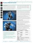 manipulators - Harvard Apparatus - Page 2