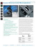 manipulators - Harvard Apparatus - Page 4