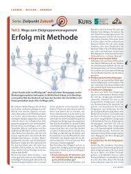 Erfolg mit Methode - Deutsche Makler Akademie