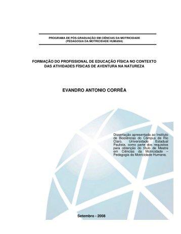 Formação do profissional de educação física no contexto das ...