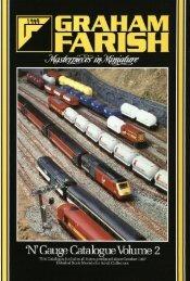 Graham Farish 1999 Catalogue