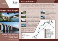 Historic Border Bridges - Institution of Civil Engineers