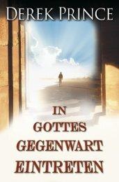 In Gottes Gegenwart eintreten (Kapitel 11) - IBL Deutschland