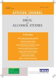 AJDAS vol 8 No 2.indd - SA HealthInfo
