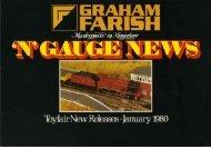 Graham Farish 1980 Toyfair Releases