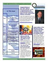 December 10, 2012 Volume 5 Issue 23 - Montana Association of ...