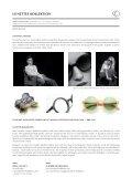 "Press Release 12/2012: ""Constructivismo"" Frame - Lunettes Kollektion - Page 2"