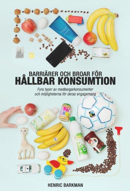 Henric Barkman Barriarer Och Broar For Hallbar Konsumtion
