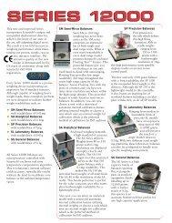 ST Series 12000 brochure - Labequip