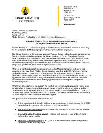 Illinois Medicaid Redetermination Update - the arc of illinois ...