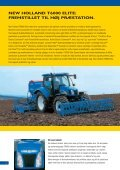 NEW HOLLAND T6000 ELITE - Page 2