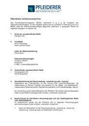 2012-08-30 Öffentliches Verfahrensverzeichnis final - Pfleiderer AG