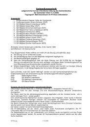 GR-Sitzung 11.12.2008 (500 KB) - .PDF - Tollet