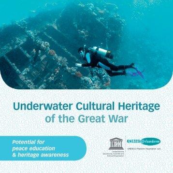 underwater culural heritage great war