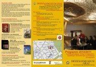 Programm 2010/2011 - dioezesanmuseum.at