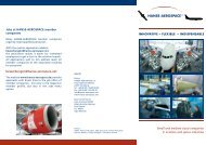 For more information - Hanse Aerospace e.V.