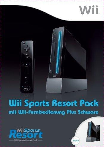 Wii Sports Resort Pack