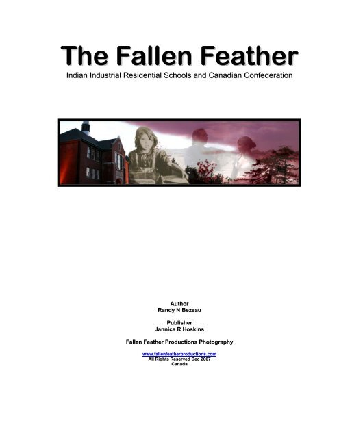 The Fallen Feather - Kinetic Video