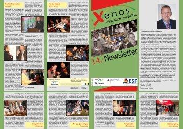 Newsletter 14 - Xenos Hessen