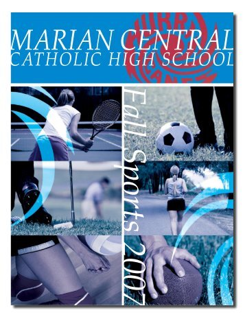 Girls Varsity - Marian Central Catholic High School