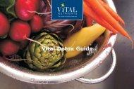 Vital Detox Guide - Integrative Practitioner