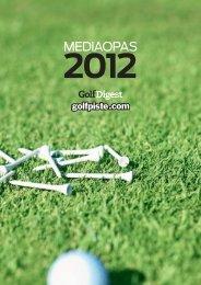 Mediakortti - Golfpisteen etusivulle