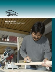 2010-11 Annual Report - Yukon Housing Corporation
