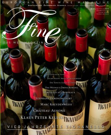 FINE Das Weinmagazin - 03/2014