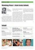 Working Poor in der Schweiz Zahlen, Fakt - Caritas Thurgau - Seite 2