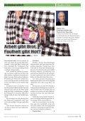Working Poor in der Schweiz Zahlen, Fakt - Caritas Thurgau - Seite 3
