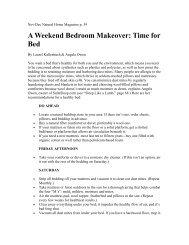 A Weekend Bedroom Makeover - Green Nest