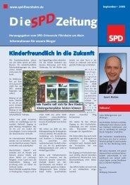 Die Zeitung - SPD Main-Taunus
