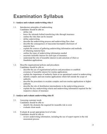 Textbooks 9647 h2 examination syllabus singapore college of insurance limited urtaz Image collections